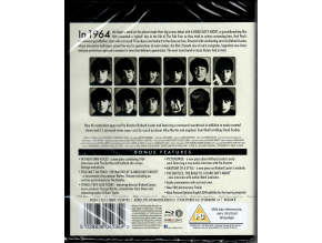 A Hard Day's Night: 50th Anniversary Restoration (Blu-Ray)