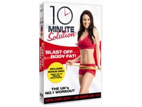 10 Minute Solution - Blast Off Body Fat (DVD)