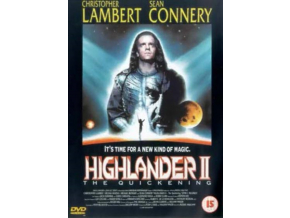 Highlander 2 - The Quickening (DVD)