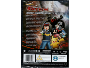 Pokemon Movie 10: The Rise of Darkrai [DVD]
