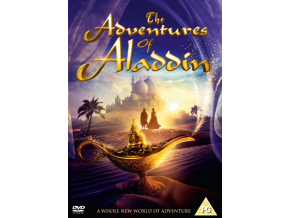 The Adventures of Aladdin (DVD)