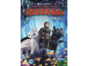 How To Train Your Dragon 3 - The Hidden World (DVD)