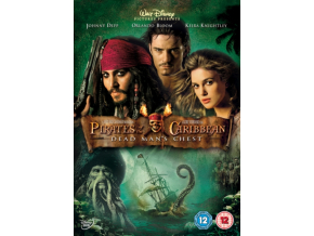 Pirates Of The Caribbean - Dead Mans Chest (1 Disc) (DVD)