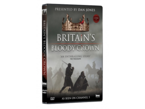 Britains Bloody Crown - Presented by Dan Jones - As Seen on Channel 5 (DVD)