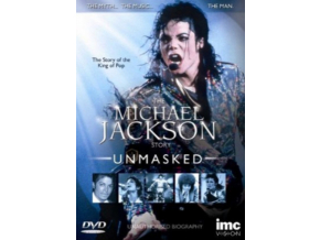 The Michael Jackson Story - Unmasked (DVD)