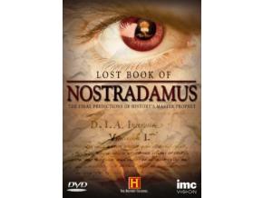 The Lost Book Of Nostradamus (DVD)