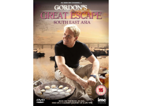 Gordon Ramsay's Great Escape – South East Asia (DVD)