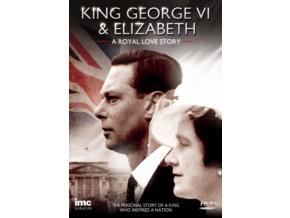 King George VI & Elizabeth - A Royal Love Story (DVD)