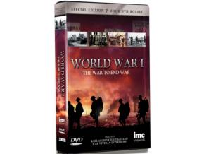 World War I – War to End War (DVD)