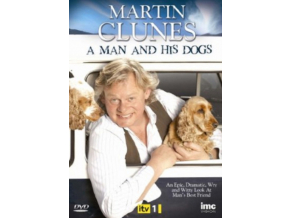 Martin Clunes A Man & His Dogs - As Seen on ITV1 (DVD)