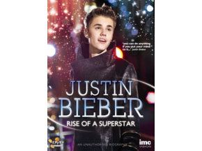 Justin Bieber - Rise of a Superstar - The Definitive and Most Up To Date Story of Justin Bieber (DVD)