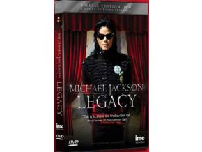 Michael Jackson - Legacy (DVD)