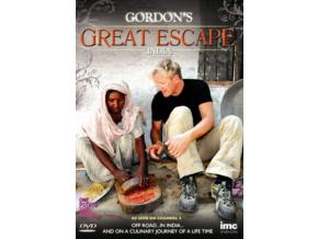 Gordon Ramsay's Great Escape - India (DVD)
