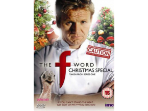 Gordon Ramsay - The F Word Christmas Special - Uncut Version (DVD)
