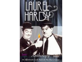 Laurel And Hardy Anthology (DVD)