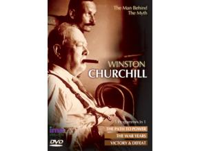 Winston Churchill - The Man Behind The Myth (DVD)