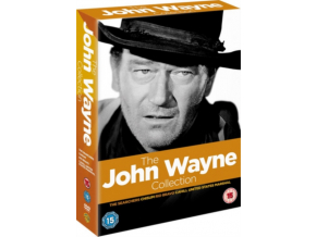 John Wayne: The Signature Collection The Searchers/ Chisum/ Rio Bravo/ Cahill United States Marshal (DVD)