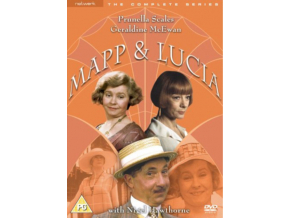 Mapp And Lucia (Three Discs) (DVD)
