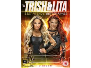 WWE: Trish & Lita - Best Friends  Better Rivals (DVD)