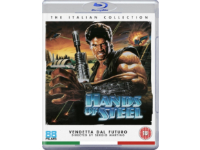 Hands Of Steel (Blu-ray)