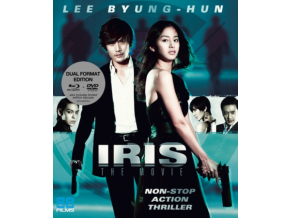 IRIS: The Movie (DUAL FORMAT)  (Blu-ray / DVD)