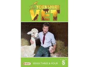 The Yorkshire Vet: Series 3 & 4 (DVD)