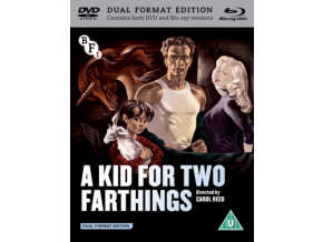 A Kid for Two Farthings [Dual Format Edition]