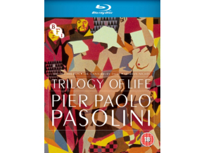 The Trilogy of Life [Blu-ray]