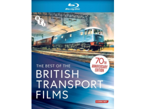 Best of British Transport Films: 70th Anniversary (2 discs) [Blu-Ray]