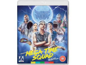 Mega Time Squad (BluRay)