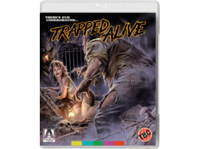 Trapped Alive (1988) (BluRay)