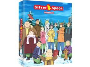 Silver Spoon Season 2 - Collector's Edition [Blu-ray]