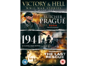 Victory & Hell: WWII War Stories (DVD)