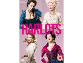 Harlots Series 1&2 (DVD)