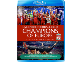 Liverpool Football Club End of Season Review 2018/19 Blu-Ray