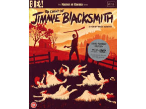 The Chant Of Jimmie Blacksmith (Dua Format Blu-Ray and DVD)l