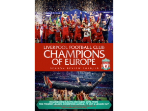 Liverpool Football Club End of Season Review 2018/19 (DVD)