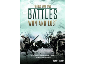Battles Won and Lost - Complete Series (DVD)