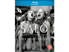 Salo  or the 120 Days of Sodom (Re-issue) [Blu-ray]