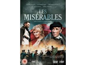 Les Miserables: The Complete Mini-Series (1967) (DVD)