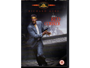 dvd red corner