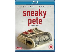 Sneaky Pete – Season 2 Blu-Ray