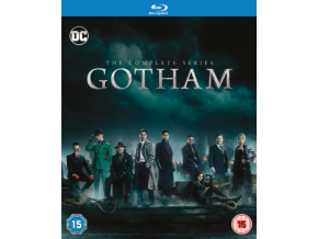 Gotham Complete Series  S1-5 [2019] (Blu-Ray)