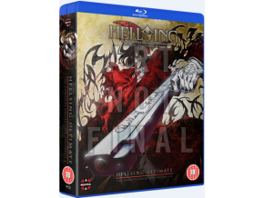 Hellsing Ultimate - Volume 1-10 Complete Collection [Blu-ray]