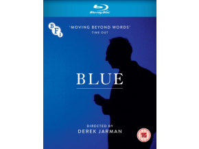 Blue (including Glitterbug) [Blu-ray]