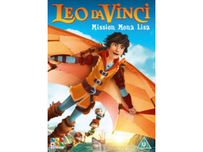 Leo Da Vinci: Mission Mona Lisa (DVD)