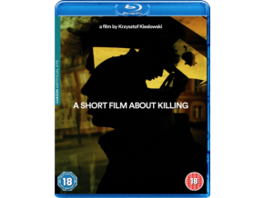 A Short Film About Killing [Blu-ray]