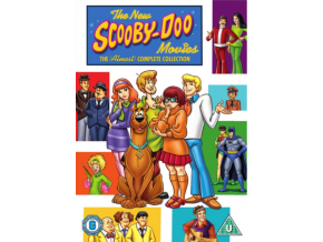 The New Scooby-Doo Movies: The (Almost) Complete Collection [2019] (DVD)