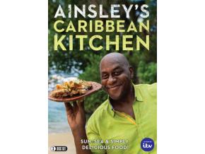 Ainsley's Caribbean Kitchen (DVD)