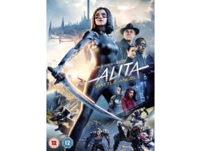 Alita: Battle Angel (DVD)